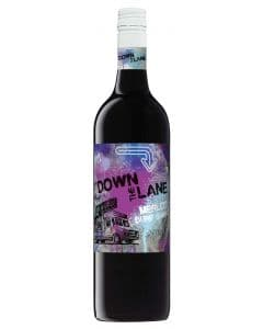 Down the Lane Merlot Durif Shiraz 750mL (2017)