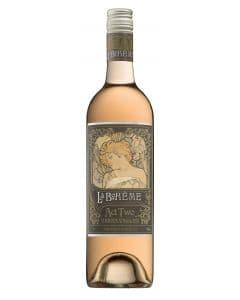 La Bohème Act Two Dry Pinot Noir Rosé (2018)