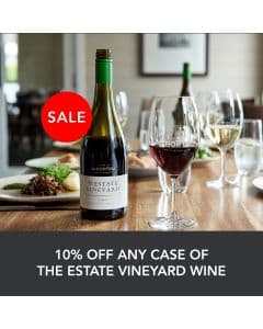 The Estate Vineyard- 10% off + FREE Tasting Vouchers