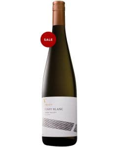 Vinoque The Oval Vineyard Pinot Blanc (2017) SPECIAL SIX PACK PRICE! ONLY $15 PER BOTTLE. CLICK FOR MORE!